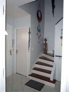 Re D Escalier Peinte En Blanc by Mon Escalier En Bois Apr 232 S R 233 Novation Peinture P 3