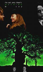 SEV + LILY = SNILY - Severus Snape & Lily Evans Photo ...