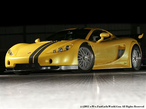 Fastest Car in the World, World's Top Ten Fastest Cars ...