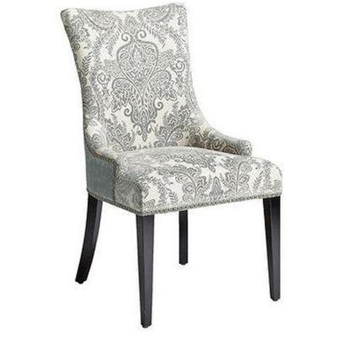 adelle dining chair blue damask i pier one