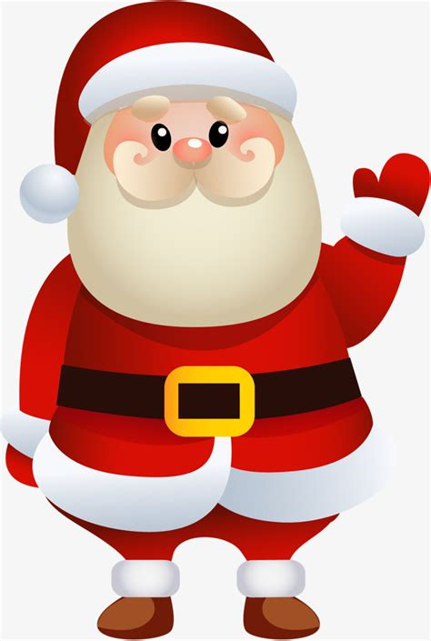 cartoon santa claus cartoon clipart santa clipart