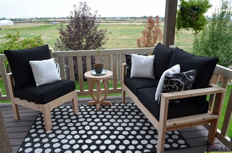 Outdoor Patio Seating by Diy Outdoor Seating Tool Belt