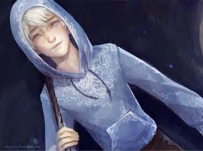 Jack Frost as Anime
