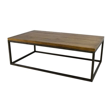 gourd table l west elm 51 west elm west elm box frame coffee table tables