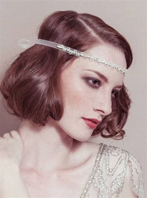 20s Hairstyle by Twenties Flapper Hairstyles Lauriebrown Net Fashion
