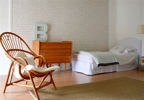 chambre ado vintage chambre