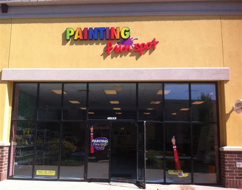 barnes and noble fort wayne about painting spot
