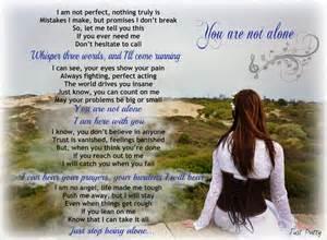 You Are Not Alone Lyrics