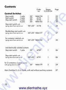 Kraus  U0026 Naimer Switch Wiring Diagrams Pocketbook 2016