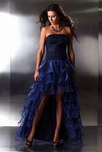 Kleid Türkis Kurz : abendkleid vorne kurz hinten lang blau kleiderfreuden ~ Watch28wear.com Haus und Dekorationen