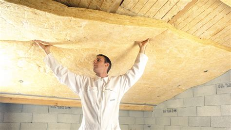 isoler plafond du bruit isolation des combles bureau d 233 tude thermique bet