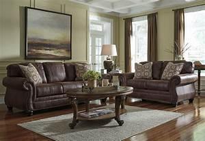 Breville espresso living room set for Espresso living room furniture