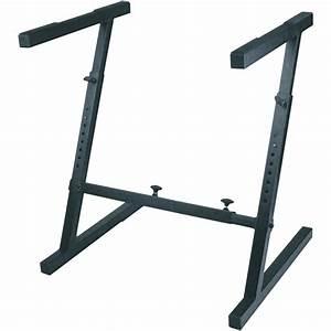 Pied De Table Reglable : fame df 084 pied de table de mixage hauteur et largeur ~ Edinachiropracticcenter.com Idées de Décoration