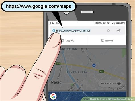 3 ways to find a stolen android phone wikihow