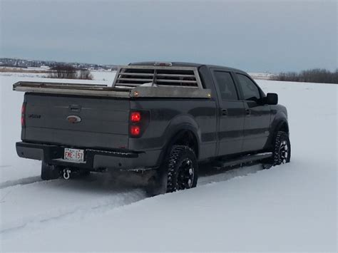 X Deck Sled Deck Review lets see those leveled out f150s page 286 ford