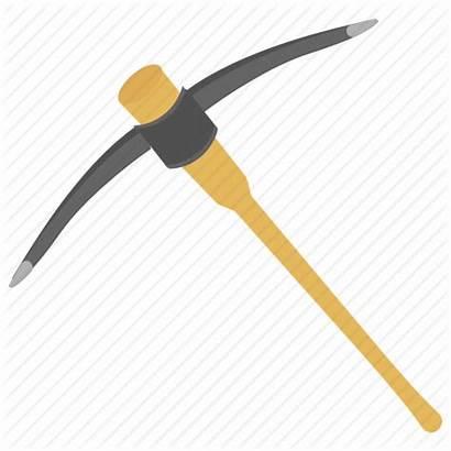 Pickaxe Digging Soil Tool Drawing Digger Axe