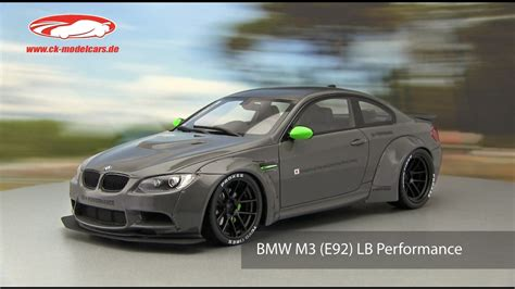 ck modelcars video bmw   lb performance baujahr