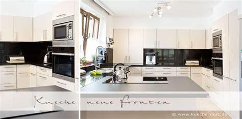 Neue Fronten Für Küche by Neue Fronten F 252 R Eine K 252 Che Mit Einer Hochwertigen Nero