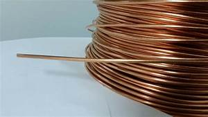 Soft Annealed Ground Wire Solid Bare Copper 6 Awg 10 U0026 39  Feet