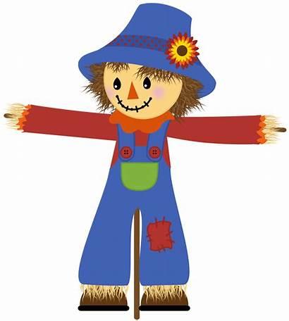Scarecrow Clipart Clip Clipground Border Rose Texas