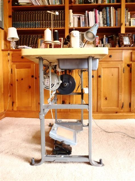 Boat Canvas Sewing Machine by Cruisers Sailing Forums Taming A Sailrite Sailmaker