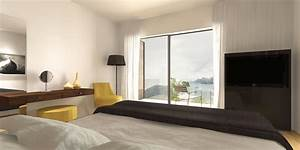 H H Design An Island Hotel Room Interior