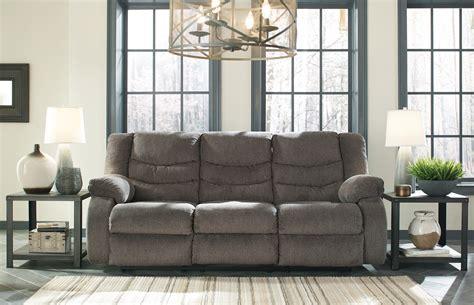gray reclining sofa and loveseat tulen grey reclining sofa love all american furniture
