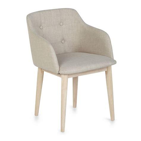 chaises de séjour chaise de séjour capitonnée beige cork consoles tables