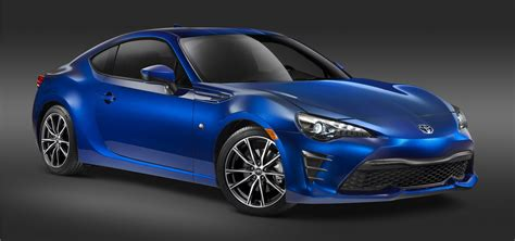 facelifted toyota gt  replaces scion fr   debut