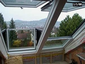 Dachfenster Mit Balkon Austritt : projekt velux dachfenster renz holzbau gmbh ~ Indierocktalk.com Haus und Dekorationen