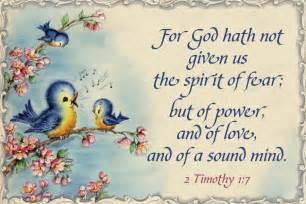 birds free christian message cards