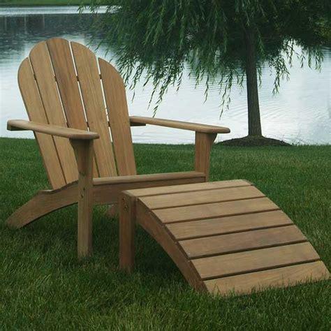 birds casual teak adirondack chair outdoor furniture