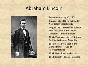Abraham Lincolns Speech at Peoria