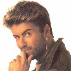 earing model george michael hair styles cool men 39 s hair