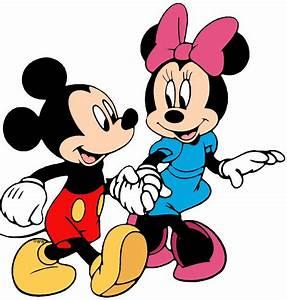 Minni Und Micky Maus : mickey minnie mouse clip art 3 disney clip art galore ~ A.2002-acura-tl-radio.info Haus und Dekorationen