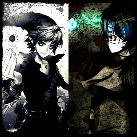 Ben Drowned Anime Wallpaper - wallpaper ben drowned vs laughing by larathekiller on