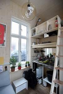 Wohnen Auf Kleinem Raum : wohnen auf sechs quadratmetern berliner architektenduo baut mini haus n ~ Markanthonyermac.com Haus und Dekorationen