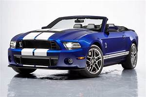 2013 Ford Shelby GT500 Convertible -Energy Efficient and Fuel Economic | machinespider.com