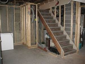need help with design for storage under basement staircase