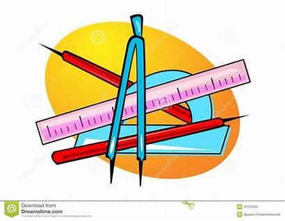Geometry Tools Clipart Illustration Clip Trigonometry Geometries