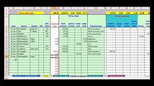 company bookkeeping templates - small business bookkeeping template accounting spreadsheet