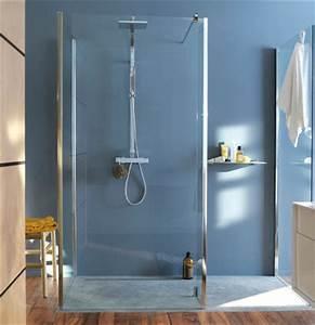 Installation D Une Cabine De Douche : installer une douche oui mais quelle douche c t maison ~ Premium-room.com Idées de Décoration