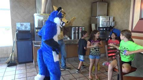 furries invade mcdonalds youtube