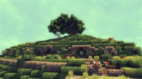 bag  hobbiton minecraft project