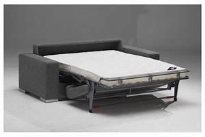 canape convertible vrai matelas decoration d39interieur With canapé convertible avec vrai matelas pas cher