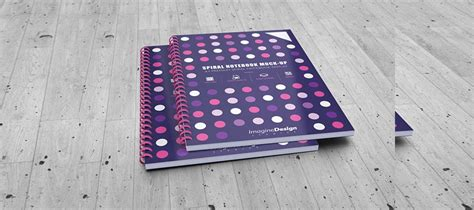 beautiful notebook mockup designs psd vector eps