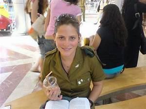 Beautiful Jewish Women: Israeli Military Girls