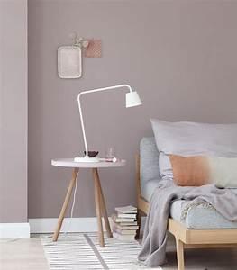 Wandfarbe Flieder Pastell : zartes beige mit holzm beln bild 15 living at home ~ Markanthonyermac.com Haus und Dekorationen