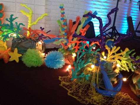 Ideas For Vbs 2015 by Stage Decoration Vbs Summer Seaquest 2015 Seven Day
