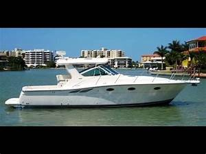 Tiara 3500 Open Hard Top Power Boat Sport Fisher For Sale